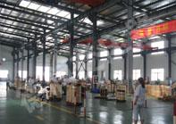 生产中的银川scb10干式变压器