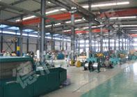 银川s11油浸式变压器生产线